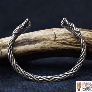 Viking Dragon Bracelet - Small