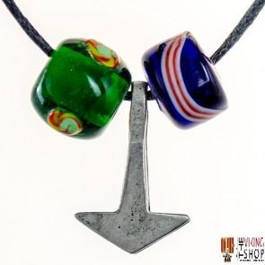 Viking Repton Hammer Pendant