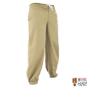 Pirate Trousers - Natural