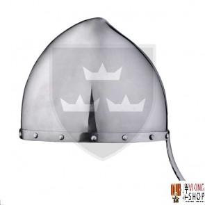 Phrygian Nasal Helm - 14 gauge